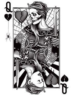 Queen graphic. #doubleface                                                                                                                                                      Más