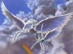 fantasy pics unicorns   Unicorns Art Wallpapers, Art Prints, Paintings