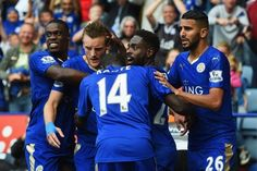 Leicester City will win the Premier League if they beat Manchester United at Old Trafford on Sunday. Victory at the home of the 20-time English champions would secure the title after Tottenham coul…