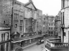 Granite City, Aberdeen Scotland, City By The Sea, Go To The Cinema, Silver City, Fade To Black, Star Pictures, North Sea, Old Photos