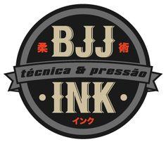 BJJ Ink Heat Pressed Patches | Choke Aloha Jiu-Jitsu Company