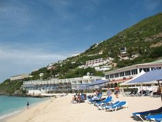 Great Bay Beach Hotel & Casino, St. Maarten. Visited at least 4 times now...love it! :)