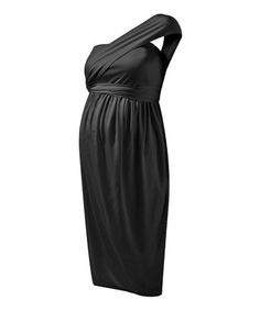 How adorable is this maternity cocktail dress!!