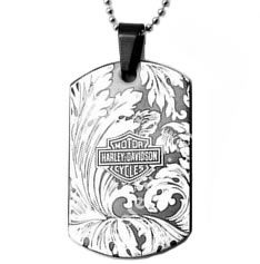 Get the accessory looks you love at the prices you want with the sale on Haley Davidson jewelry! Harley Davidson Jewelry, Harley Davidson Merchandise, Harley Davidson Motorcycles, Haley Davidson, Tough Girl, Biker Chick, Country Girls, Dog Tags, Dog Tag Necklace
