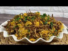 مشخول ربيان طعمه بالراااااس 😩👌 الطريقة مكتوبة بصندوق الوصف 🤓👇 - YouTube Japchae, Shrimp, Make It Yourself, Ethnic Recipes, Food, Essen, Meals, Yemek, Eten