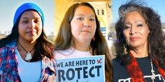 15 Indigenous Women on the Frontlines of the Dakota Access Pipeline Resistance These women are our inspiration and we can all learn from their strength and dedication.