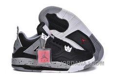 http://www.jordanaj.com/czech-nike-air-jordan-4-iv-retro-womens-shoes-new-online-black-cemenst-grey.html CZECH NIKE AIR JORDAN 4 IV RETRO WOMENS SHOES NEW ONLINE BLACK CEMENST GREY Only $97.00 , Free Shipping!