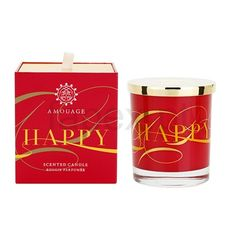 Amouage Happy papel aromatizado | fapex.pt