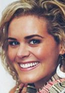 Kelly Dowdle portrays Nicole Brown Simpson on the American Crime Story: The People v. O.J. Simpson TV show. We fact-checked the show here: http://www.historyvshollywood.com/reelfaces/people-v-oj-simpson/