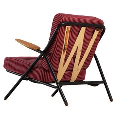 Sawbuck chair — GE215 by Hans J. Wegner in original upholstery