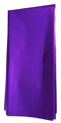 Colored Mylar Metallic/Plastic Sheets 18' x 30' - 5 Sheets Each Pack (Purple) ** Check out this great product.