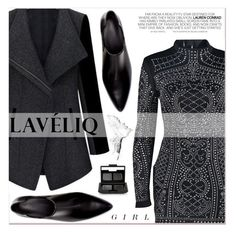 """# I/2 LAVELIQ"" by lucky-1990 ❤ liked on Polyvore featuring Lauren Conrad, Zara, NARS Cosmetics, women's clothing, women, female, woman, misses, juniors and Laveliq"