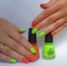 Summer nail polish colours :: one1lady.com :: #nail #nails #nailart #manicure