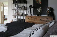 Lämpöä syksyn kylmyyteen makuuhuoneen hämyssä - Sisustuskuvia jäseneltä sarinyy - StyleRoom
