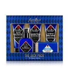 Jack Black - The Jack Pack Gift Set