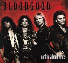 Bloodgood - Rock in a Hard Place, Grey