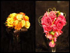 cascade fall flowers bouquet - Google Search like the one on the right!