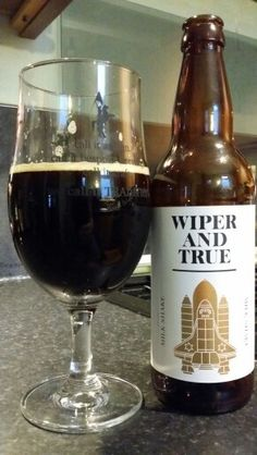Wiper And True Milk Shake Stout #craftbeer #realale #ale #beer #beerporn…