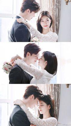 When You Were Sleeping / Wallpaper - Lockscreens / Lee Jong Suk / Bae Suzy / Jung Hae In