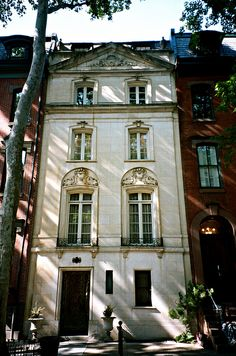Delancey Street mansion, Rittenhouse Square, Philadelphia