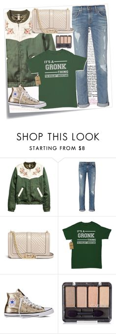 """""""You wouldn't understand."""" by expressiontees ❤ liked on Polyvore featuring rag & bone, Rebecca Minkoff and Converse"""