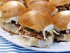 Pulled-Pork Sandwiches from FoodNetwork.com