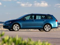 2016 Volkswagen Golf SportWagen Road Test and Review by Carrie Kim