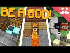 How to make Traps, Armories and Weapons in Minecraft! - YouTube