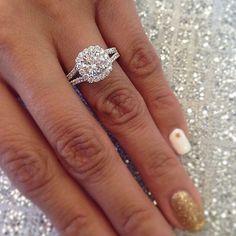 Custom Made Ring - Diamond Mansion