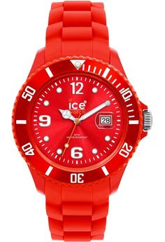 Montre Ice-Watch Sili Forever Red Unisex