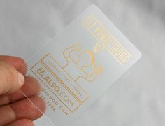 1000 ideas about Plastic Business Cards on Pinterest