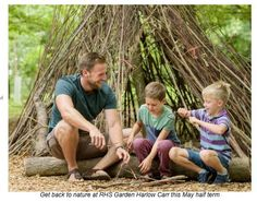 RHS Harlow Carr is holding a Scouting for All theme all week during Half Term near Harrogate, ideal for kids