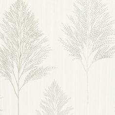 Restyle your living space with this Angelica wallpaper from the Poetica collection by Harlequin. It features a pretty pattern of ferns sketched in pencil, set against a brown paper texture in a ran...