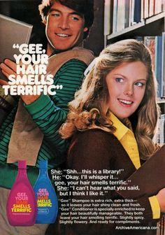 Gee You Hair Smells Terrific 1982