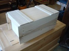 A more portable tool box.