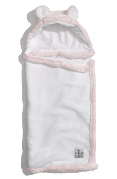 Little Giraffe Luxe Hooded Towel (Infant) available at #Nordstrom