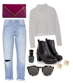 """""""Winter outfit"""" by hannahelisee on Polyvore"""