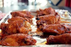 Super Spicy Slow Cooker Hot Wings