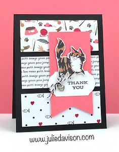 Cat Cards, Kids Cards, Dog Cards Handmade, Stamping Up Cards, Animal Cards, Cards For Friends, Scrapbook Cards, Scrapbooking, Sympathy Cards