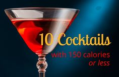 Ring in the new year with one of these slim drink choices!