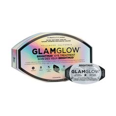 New From Glam Glow - BrightMud Eye Treatment ...genius product