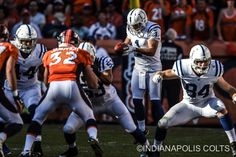 Colts @ Broncos 2016 - HIGHLIGHTS