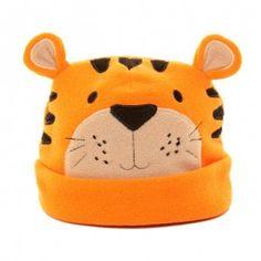 Poze Caciula bebe tigru