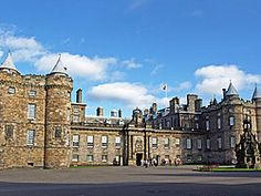 Palacio de Holyrood Edimburgo