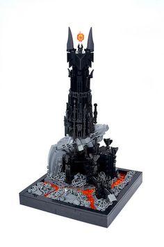 Barad-dûr | Flickr - Photo Sharing!