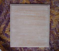 Também confiram no final dessa postagem o efeito desse trabalho que fiz num móvel.  Essa técnica só pode ser aplicada em madeiras claras nov...