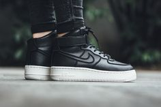 huge selection of 9de4b 70552 The Nike Air Force 1 Upstep Gets A