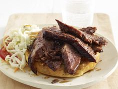 Slow-Cooker Brisket Sandwiches