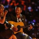 Blake Shelton & Miranda Lambert Sing 'Over You' on 'The Voice' to Honor Oklahoma Tornado Victims [VIDEO]