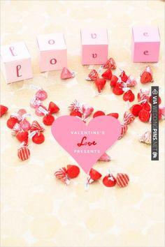 Diy Valentine's Do-It-Yourself- Project | CHECK OUT MORE IDEAS AT WEDDINGPINS.NET | #diyweddings